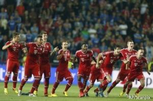 Футбол бавария великий устюг