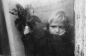 Победители конкурса на лучшую детскую черно-белую фотографию