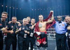 Майрис Бриедис стал чемпионом мира по боксу по версии WBO
