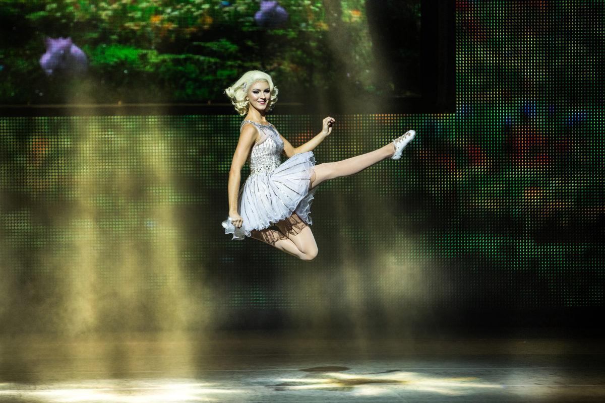 "Афиша: Легендарное шоу Майкла Флэтли ""Lord of the Dance"""