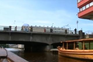 LTV7: смерть мужчины в городском канале могла быть не случайной