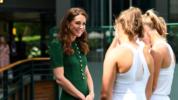 Кейт Миддлтон пришла на финал Уимблдона в старом платье за 2700 долларов