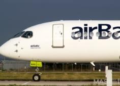 Рейс airBaltic Рига-Москва приземлился в Риге в условиях повышенной безопасности