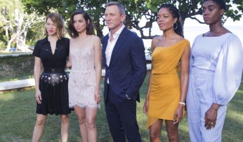 Никакого расизма: роль агента 007 досталась темнокожей женщине