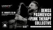 Круиз-концерт Дениса Пашкевича и группы Funk Therapy на борту RĪGAS PĒRLE