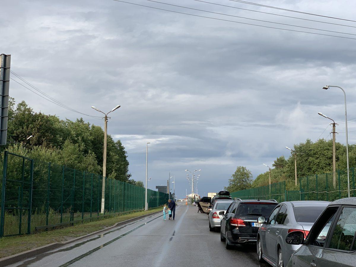 Личный опыт: как я на лизинговой машине российскую границу проходила