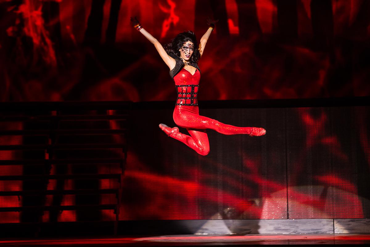 """Афиша: легендарное шоу """"Lord of the Dance"""" возвращается в Латвию!"""