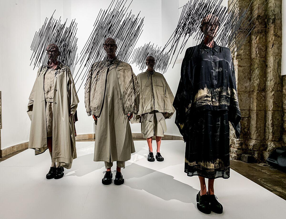 #культпросвет: расширенная реальность запредельной моды Mareunrol's