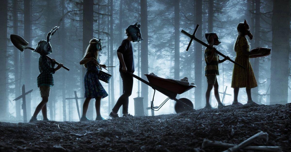 7 новеньких жутких фильмов на Хэллоуин, пугающих до икоты