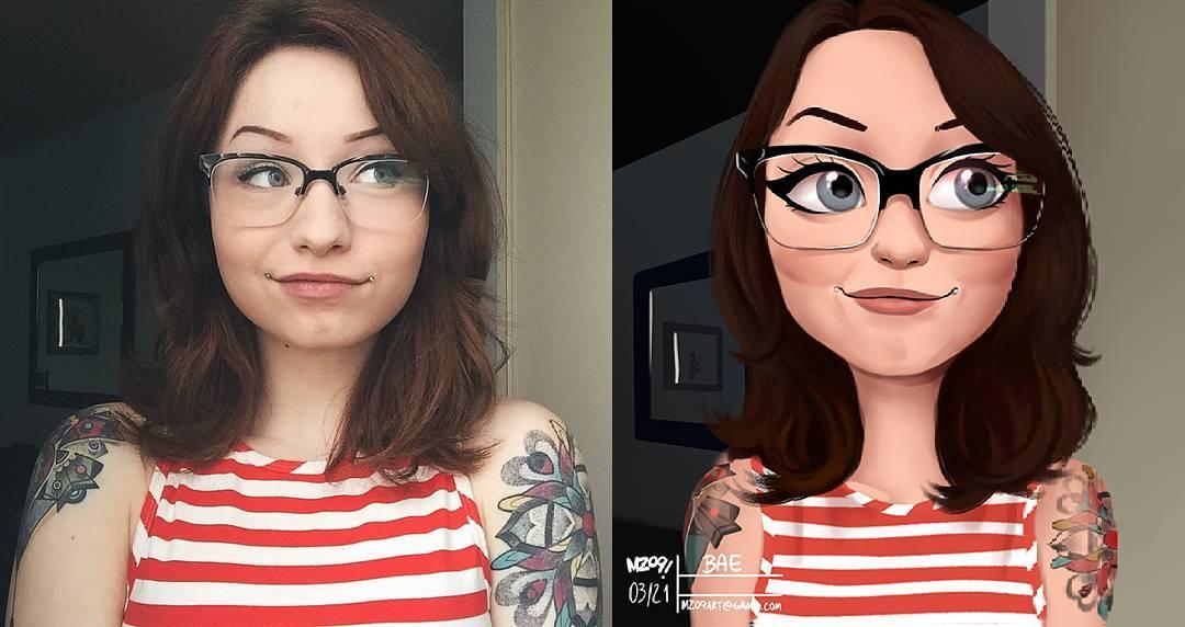 редактор фото который превращает в мультяшный вас