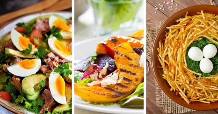 Десять самых вкусных салатов для новогоднего стола