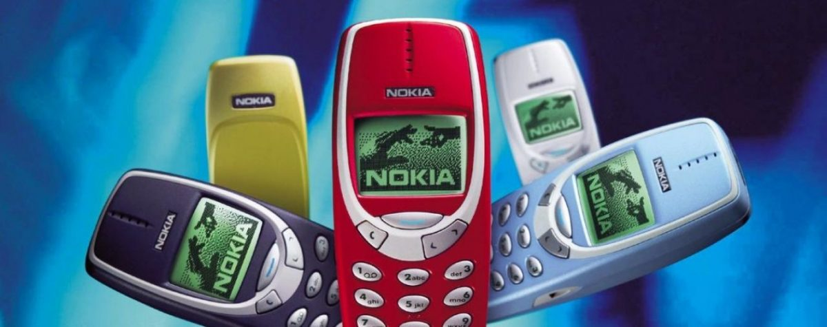 Легендарные мобильники прошлых лет