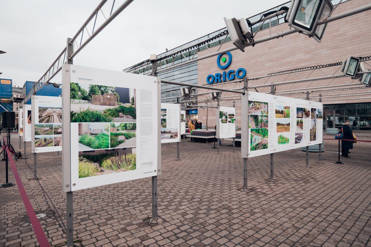 #культпросвет: открылась выставка «Латвийский приз ландшафтной архитектуры 2019».