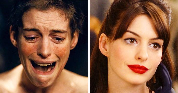 11 актрис, которые пожертвовали своей красотой ради роли