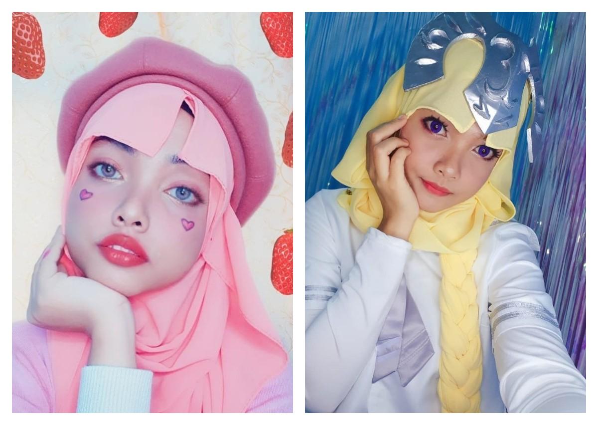 Мииса: девушка в хиджабе из Малайзии, которая стала звездой косплея