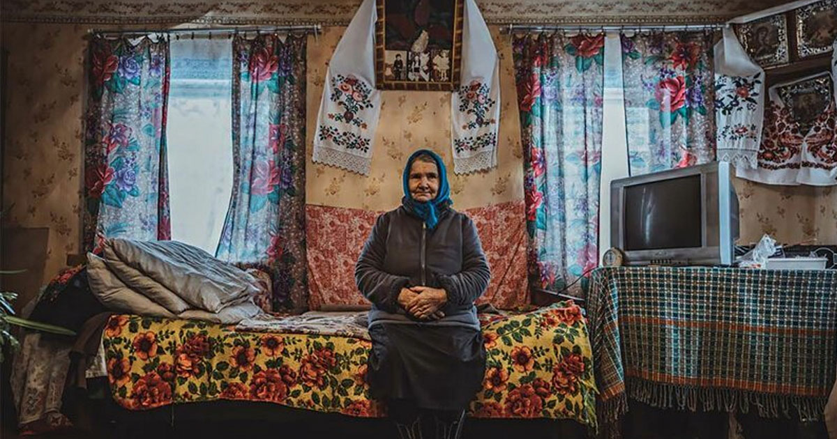 И в Чернобыле есть жизнь: проект канадского фотографа о тех, кто живет в зоне отчуждения
