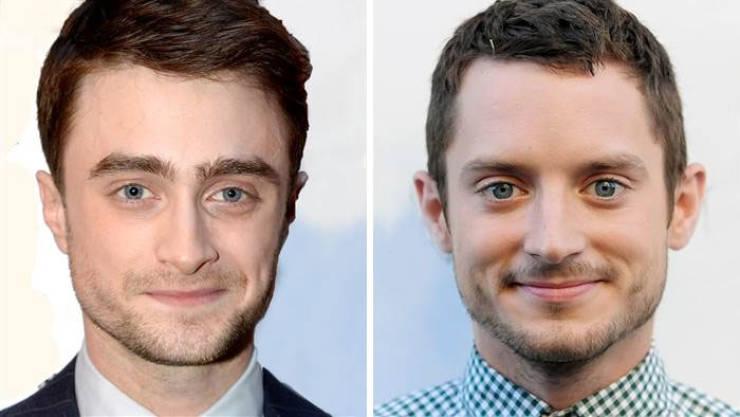 Актеры и актрисы, похожие друг на друга как близнецы