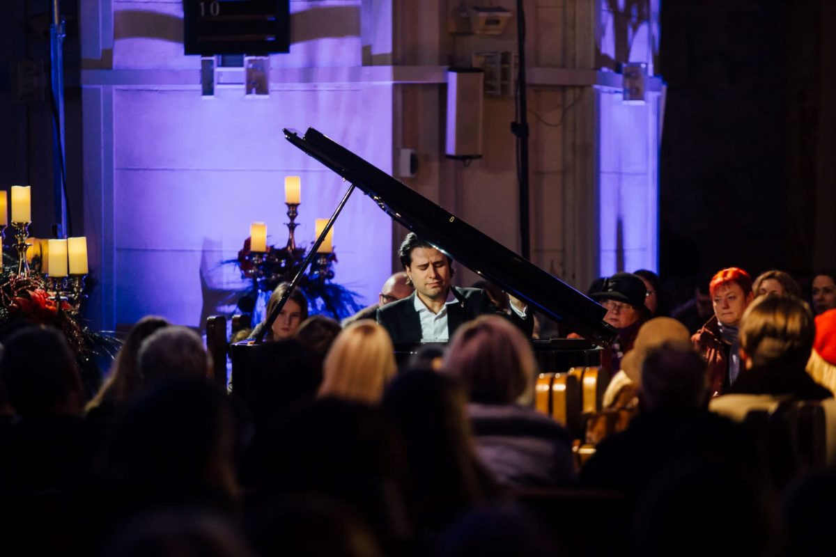 В Рижском Домском соборе состоится серия концертов  «Рождественская прелюдия»