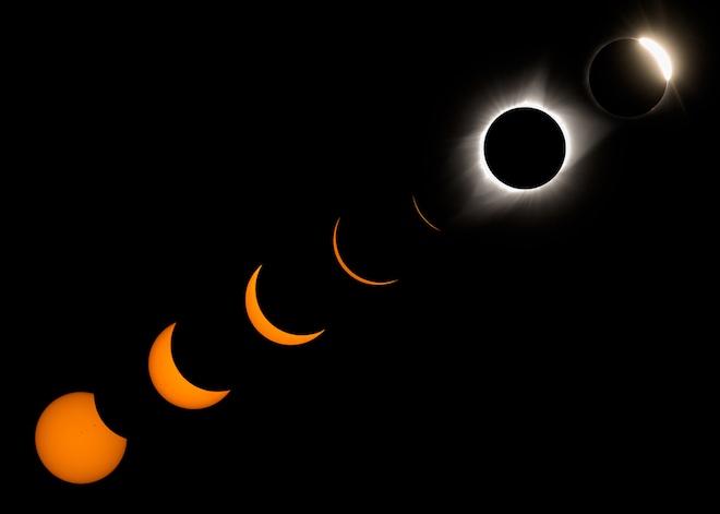 Как лунное затмение 10-11 января повлияет на каждый из знаков Зодиака