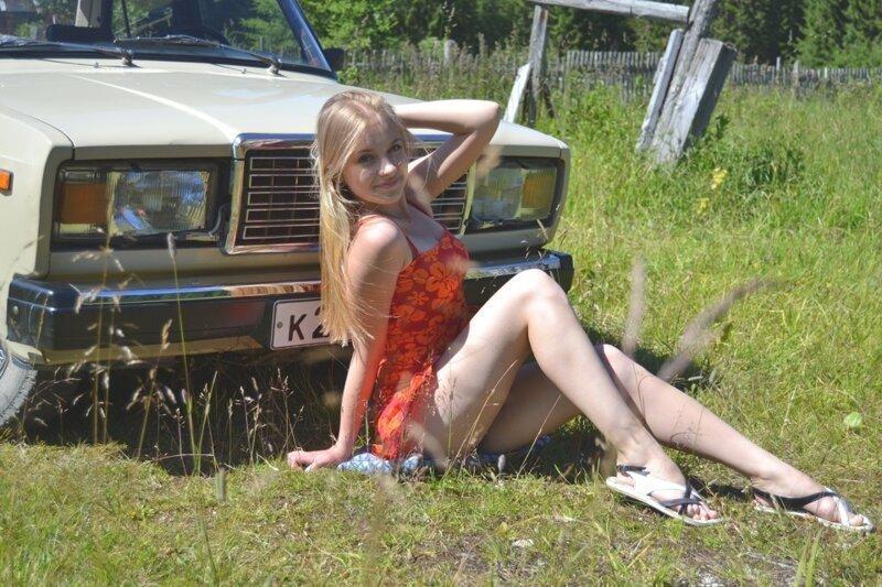 20 фото, подчеркивающих красоту и естественность российских девушек