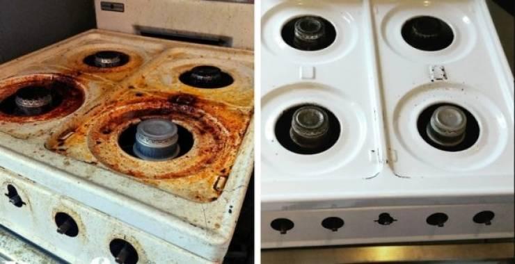 Как чистка кардинально меняет старые вещи!