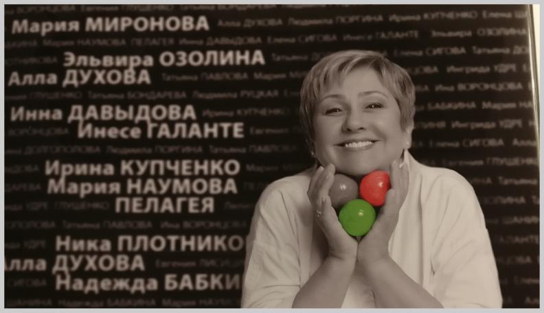 О чём думают женщины: актриса Галина Российская в Polaris