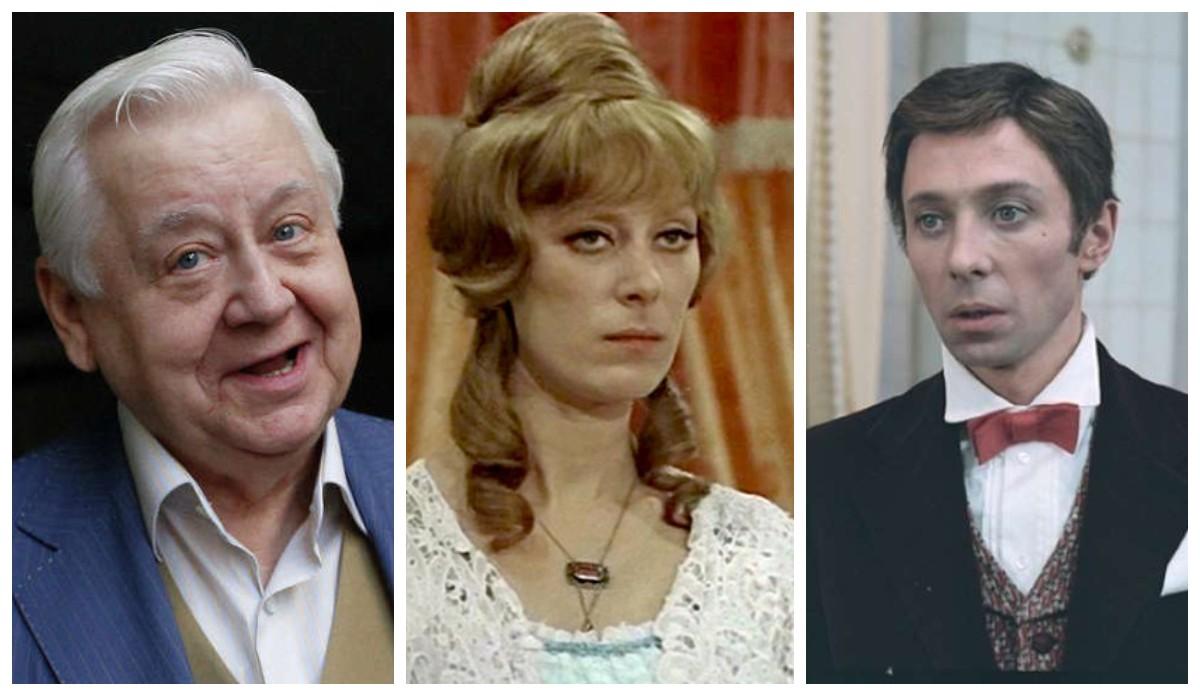 """""""С*ки, вы же меня сварили!"""" и другие байки про любимых советских актеров"""