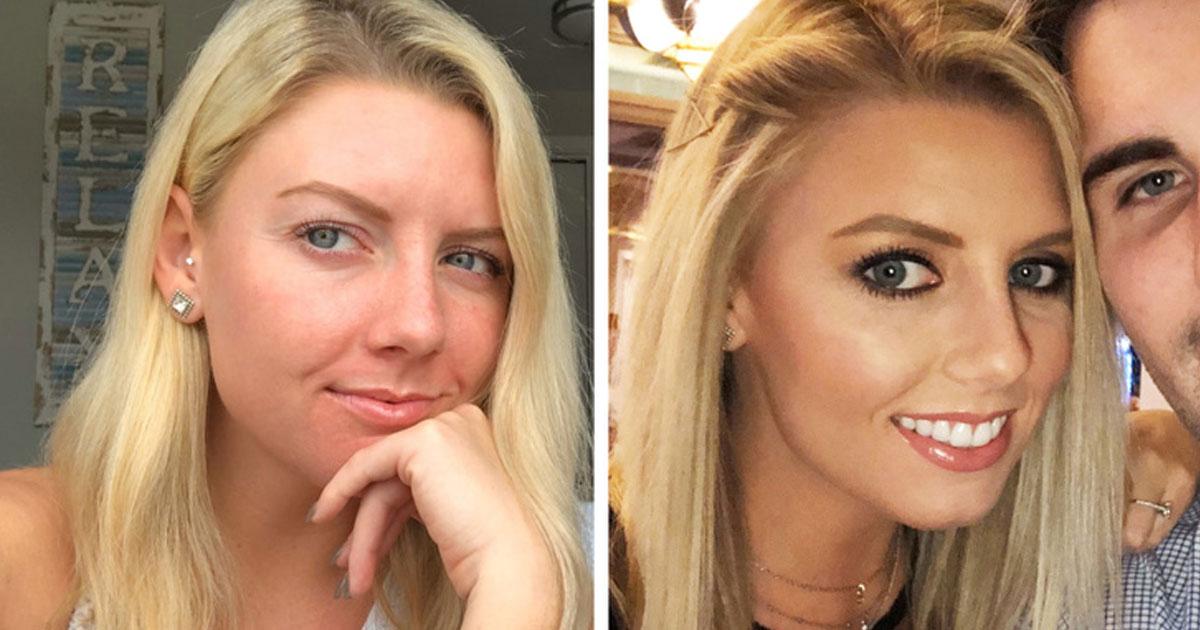 19 примеров, что женщин без макияжа мир воспринимает совершенно иначе