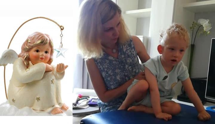 """""""Зелёная лампа"""": 3-летнему рижанину нужна помощь на лечение"""