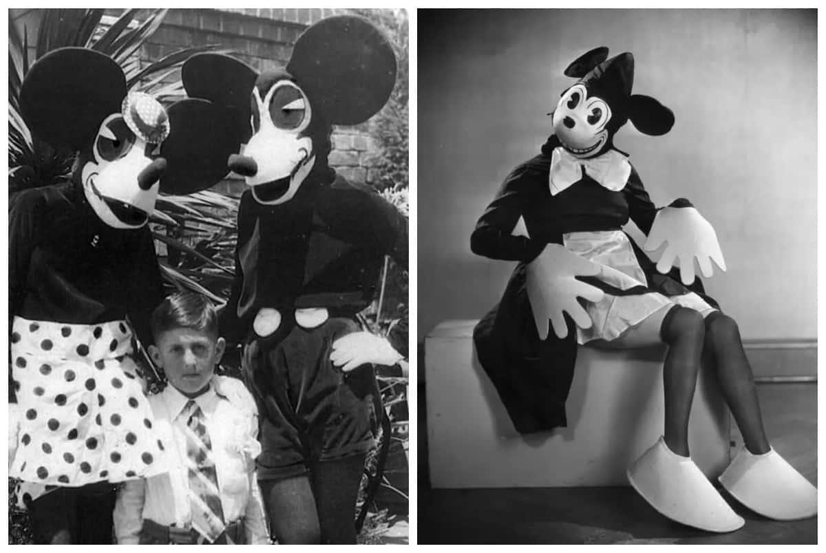 Дисней не сразу строился: первые Микки Маусы могли сделать ребенка заикой!