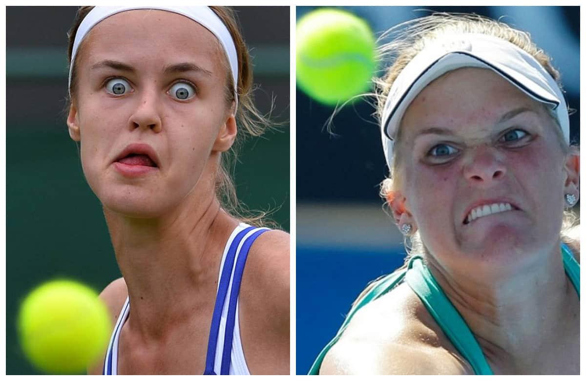 Вам тоже кажется, что теннисисты управляют мячом при помощи взгляда?!