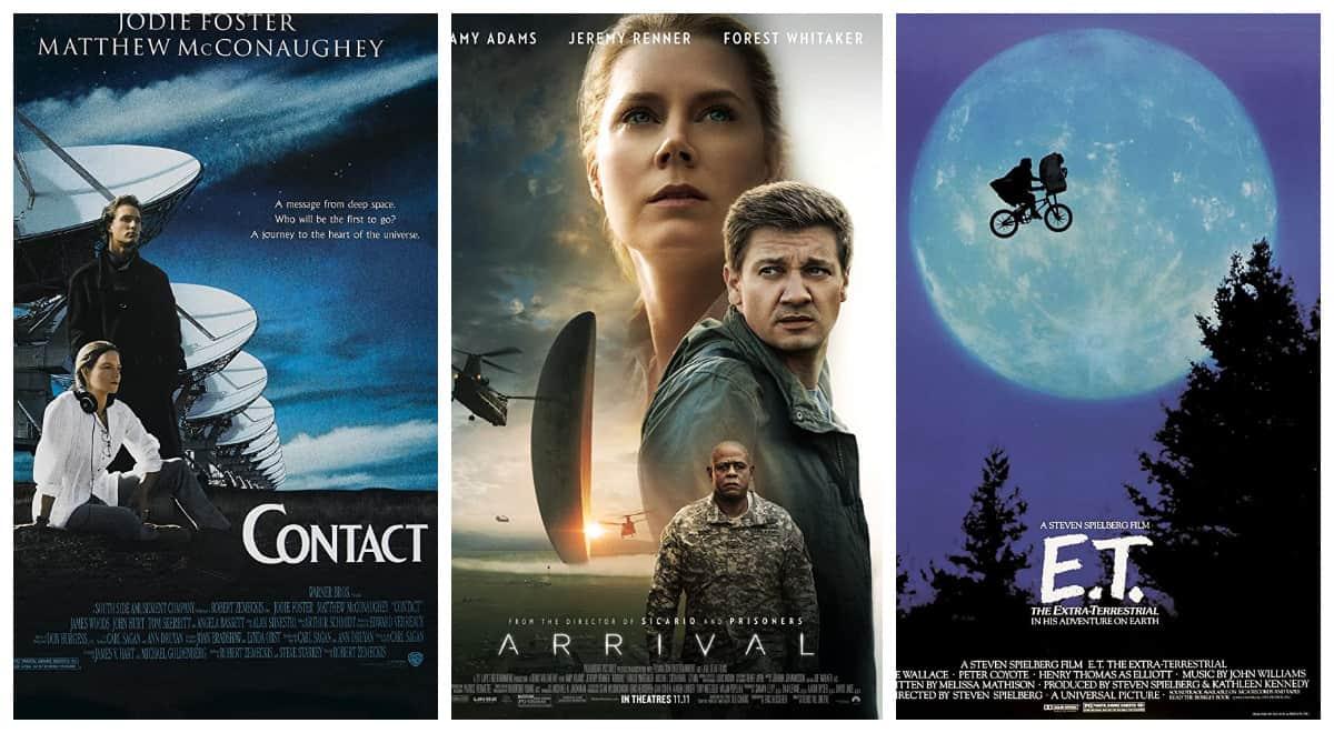 Фильмы про первый контакт с инопланетянами