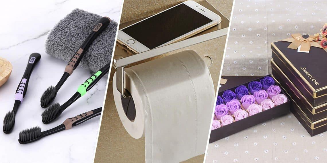 25 нужных товаров с AliExpress для ванной