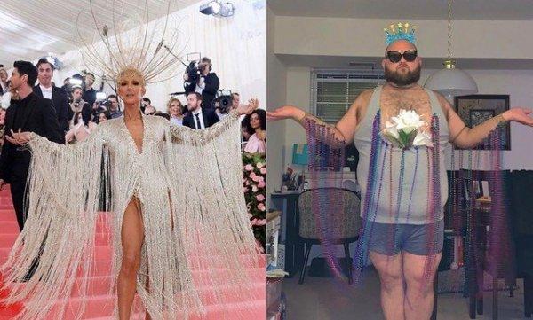 """Мода в стиле """"сделано своими руками"""" (19 фото)"""
