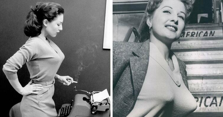 Озорная мода 50-х годов, легендарный Мини мокик и другие замечательные исторические фотографии
