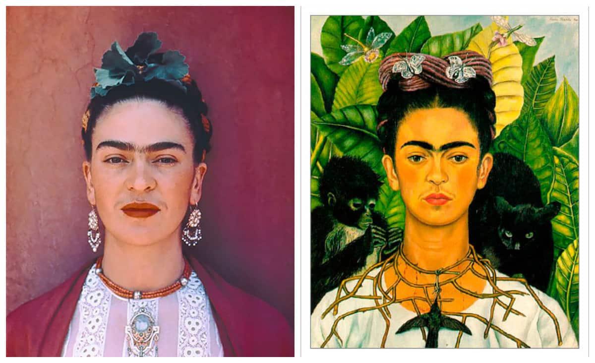 Фрида Кало – знаменитая художница в объективе влюбленного в нее фотографа