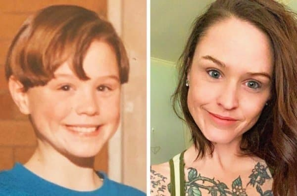 Не судите слишком рано: девочки-пацанки, которые выросли и стали настоящими красавицами (16 фото)