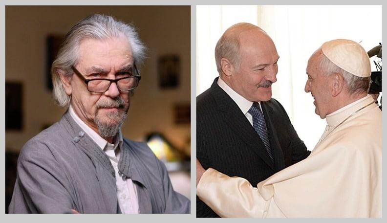 Протоиерей Владимир Вигилянский: Лукашенко думал, что его защитит Папа Римский