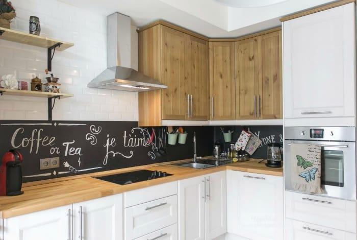 10 советов, которые помогут выжать максимум из крошечной кухни