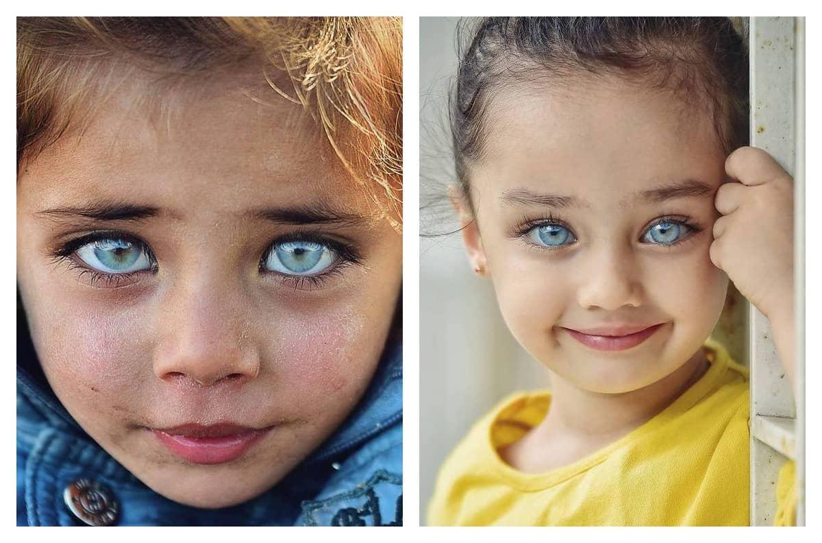 Дети с невероятно выразительными глазами (20 ФОТО)