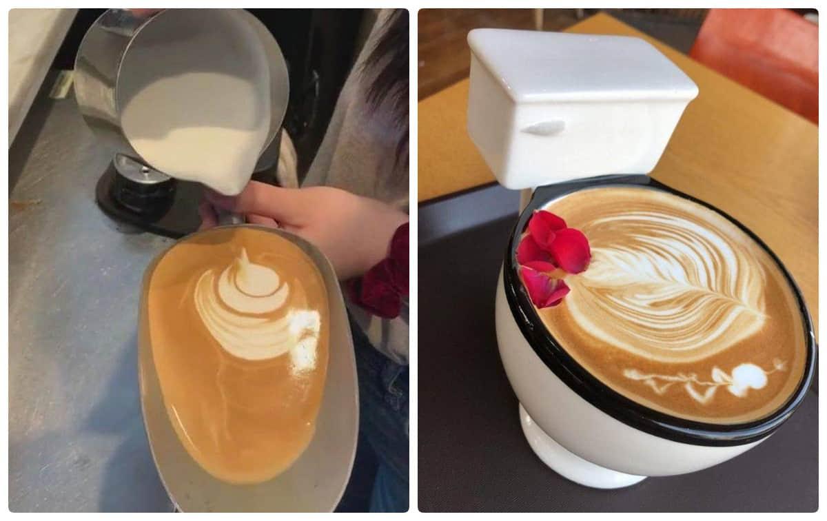 """""""А можно получить нормальный напиток?!"""" 19 безумных способов подачи кофе"""