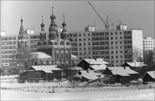Москва 1960-1980-х годов (19 фото)