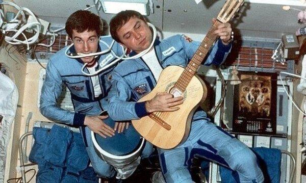 Советская космонавтика в 18 фотографиях
