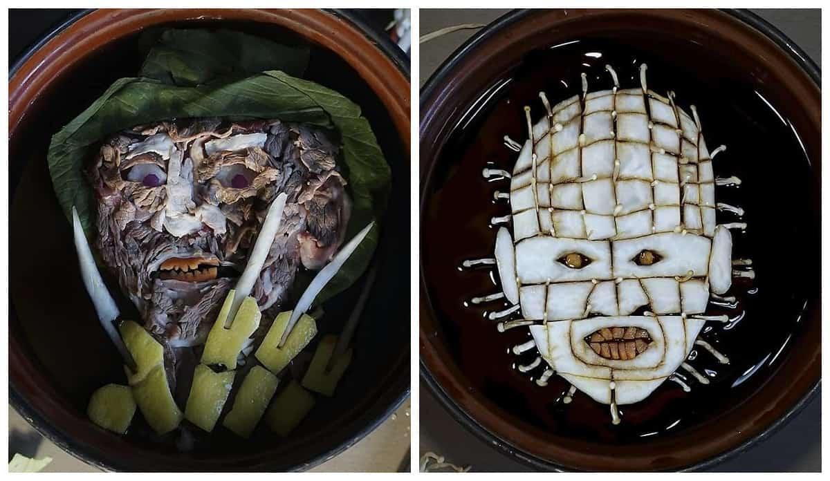 Страшно (и) вкусно: 10 блюд на Хэллоуин по мотивам фильмов ужасов