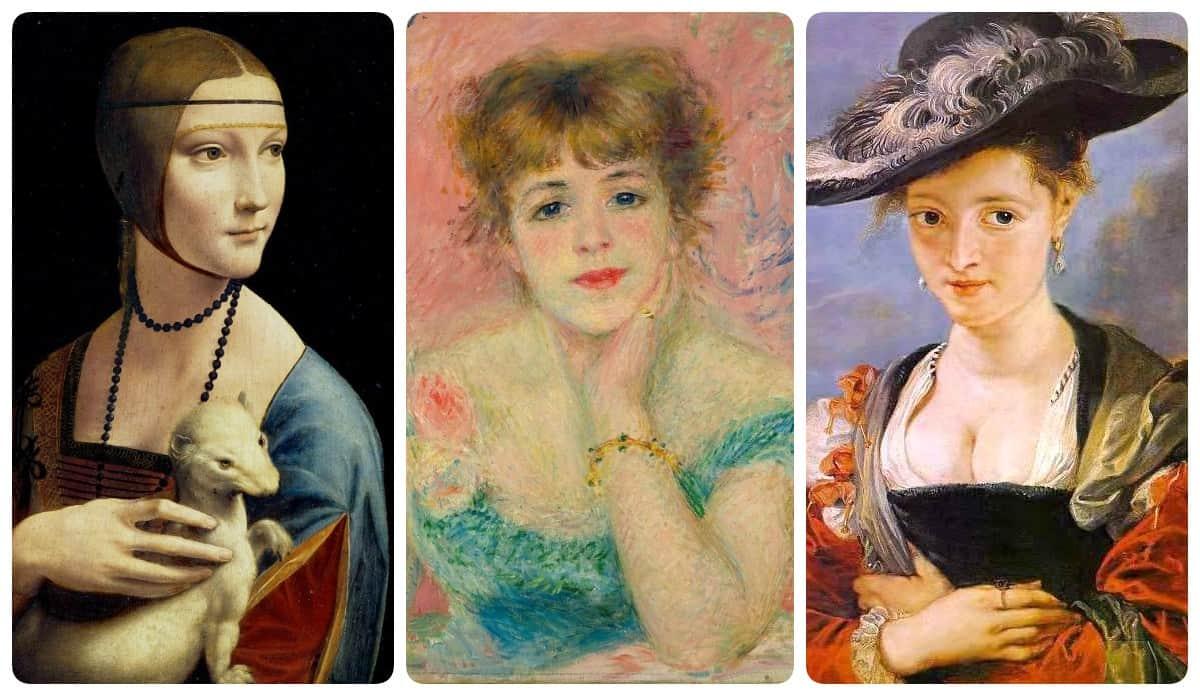 """Не только """"Мона Лиза"""": 9 выдающихся женских портретов, которые оставили след в искусстве"""