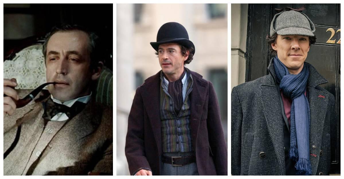 Эти актеры сыграли одних и тех же персонажей в кино. Кто из них круче?