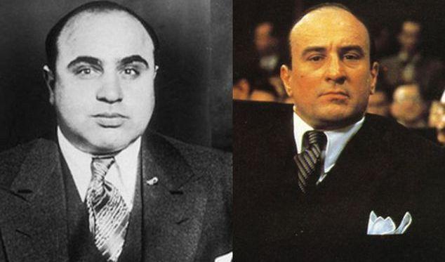 Знаменитые гангстеры и мафиози и их экранные киновоплощения
