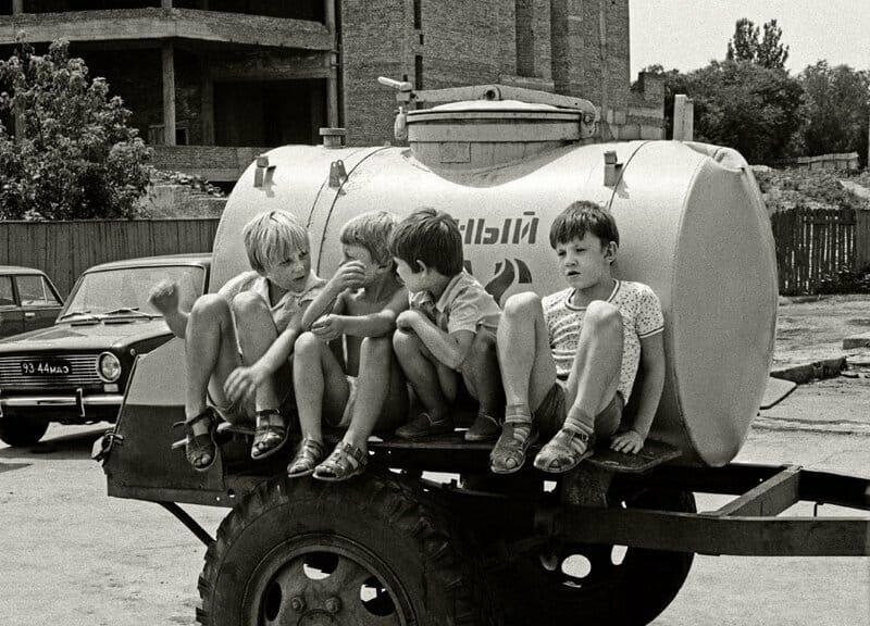 20 кадров, показывающих, как выглядело счастливое детство в советское время