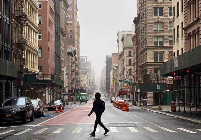 Прекрасный и атмосферный Нью-Йорк (11 фото)