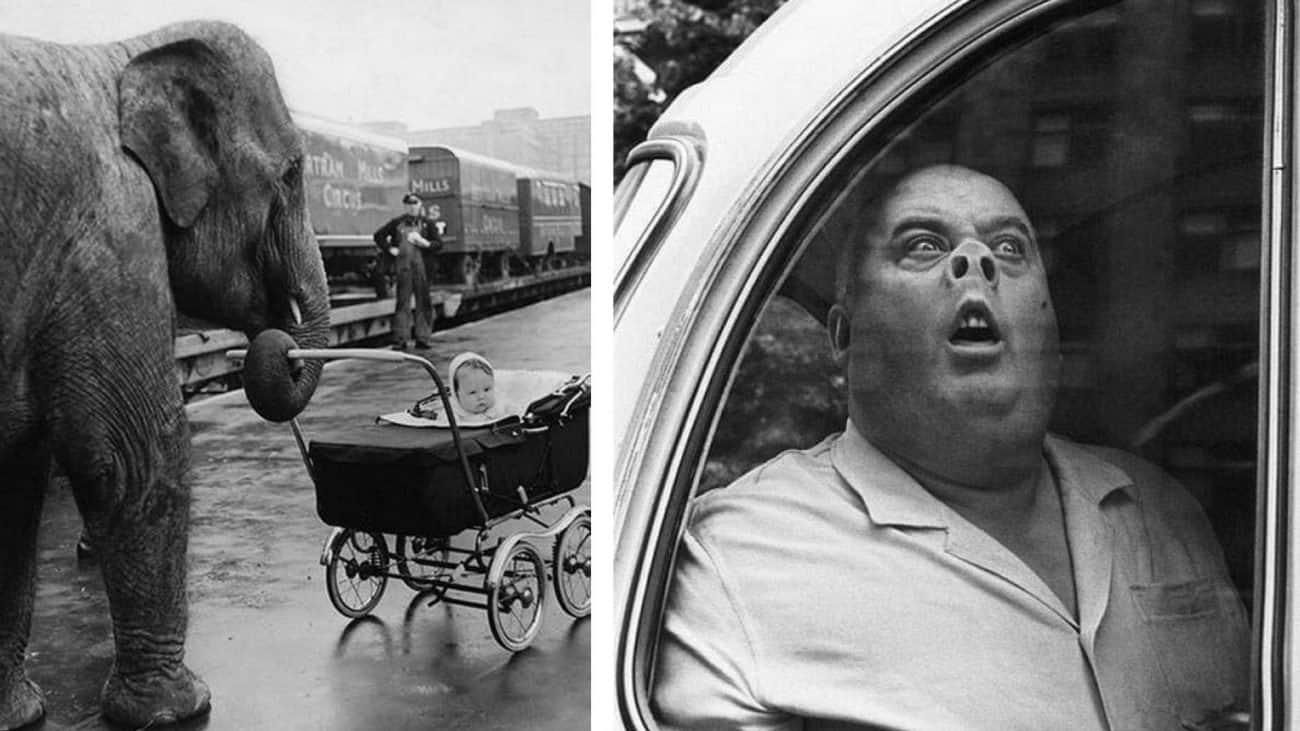 Яркие черно – белые фотографии из прошлого, которых без подписи не поймешь